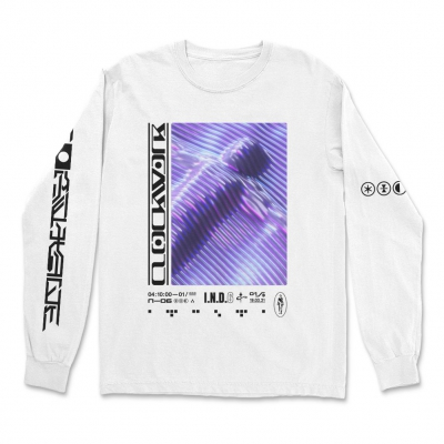 Clockwork Long Sleeve (White)