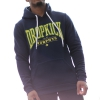 IMAGE | Live Stream Fist Up Pullover Hoodie (Navy) - detail 2