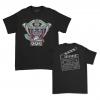 IMAGE | Live Stream Eagle Boombox Tshirt (Black) - detail 1