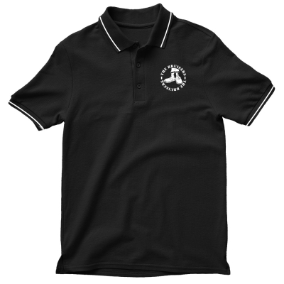 IMAGE | Boots Logo Embroidered Polo (Black)