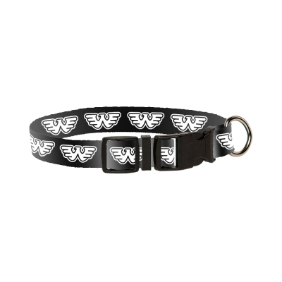 Flying W Dog Collar
