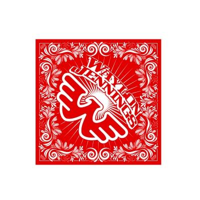 IMAGE   Flying W Bandana (Red)