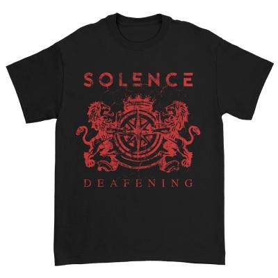Deafening Emblem Tee (Black)