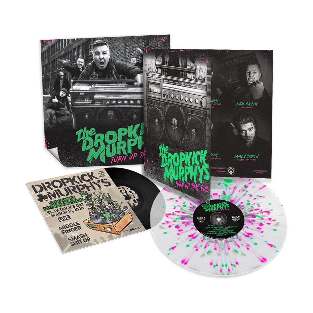 IMAGE | Dropkick Murphys - Turn Up That Dial Deluxe Editio