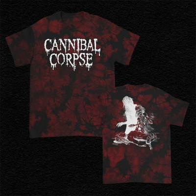 IMAGE | Ritual Annihilation T-Shirt (Bloodlet Dye)