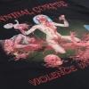 IMAGE | Violence Unimagined Uncensored T-Shirt (Black) - detail 2