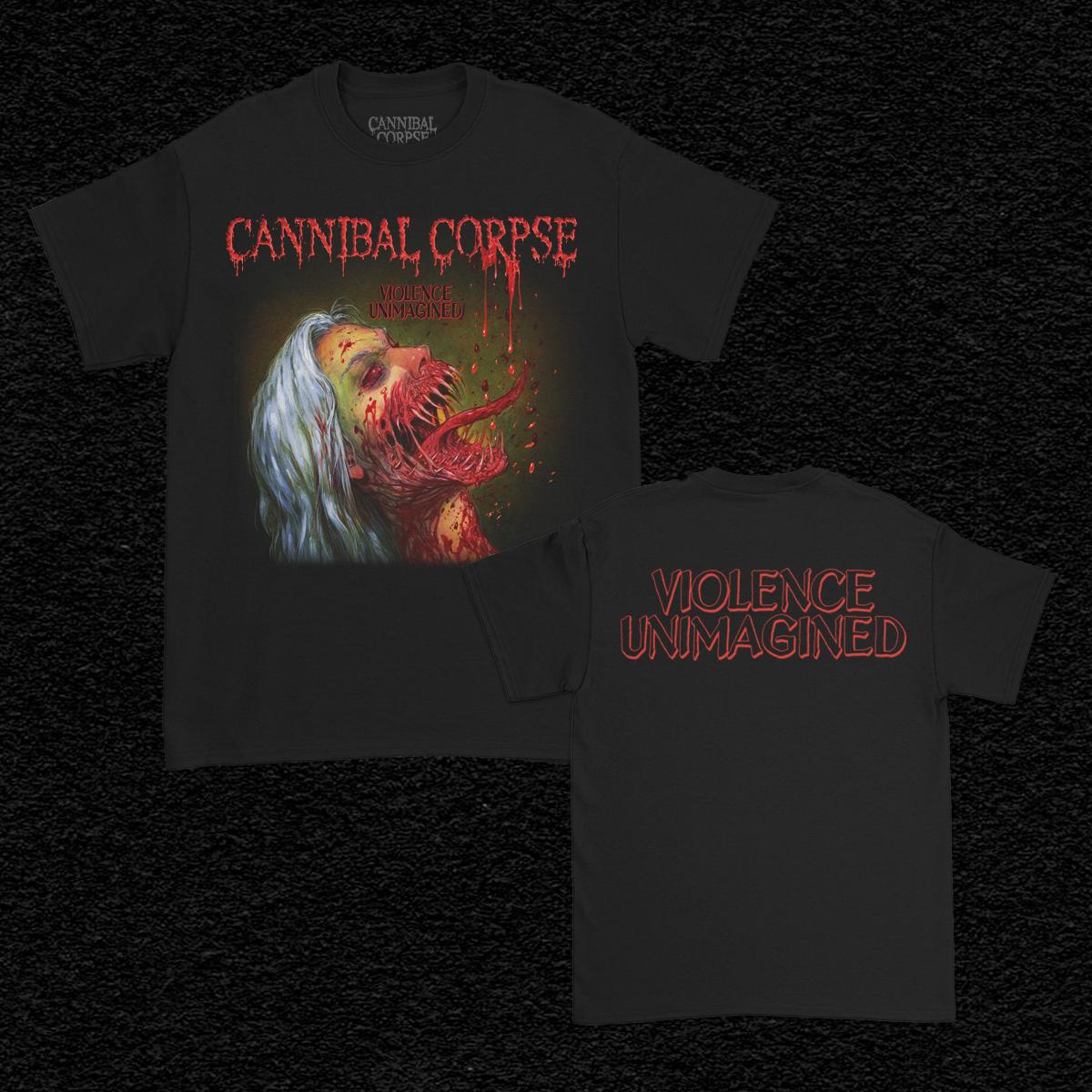 IMAGE | Violence Unimagined T-Shirt (Black)