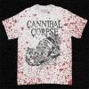 IMAGE | Overtorture T-Shirt (Blood Spray Dye) - detail 1