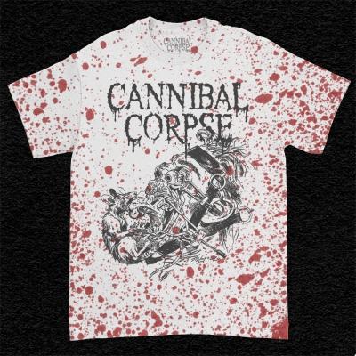 IMAGE | Overtorture T-Shirt (Blood Spray Dye)