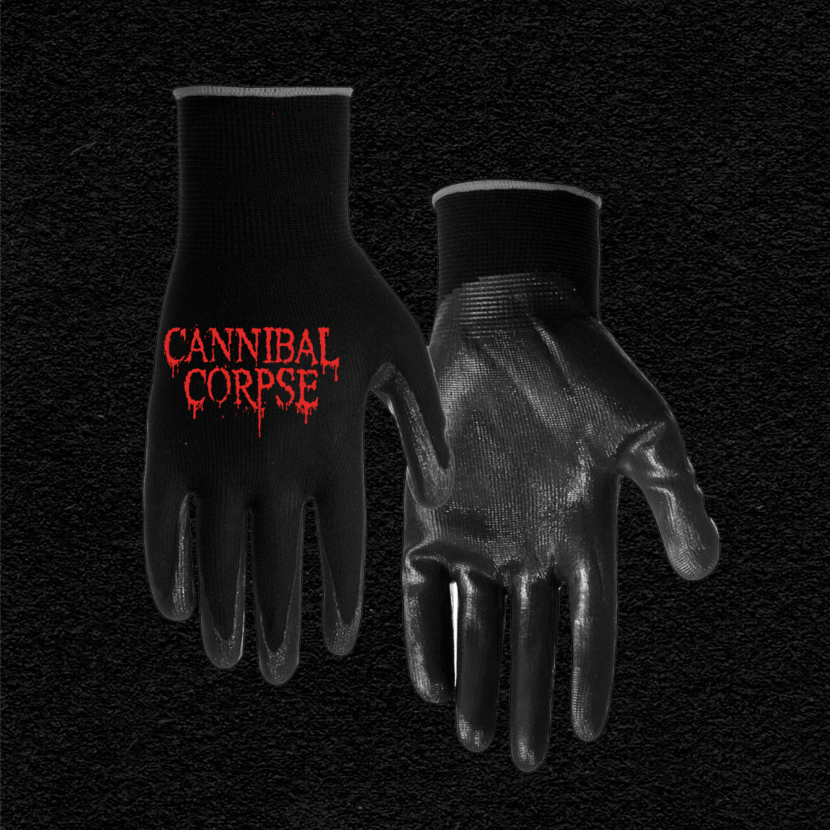 IMAGE | Logo Stalker Gloves (Black)