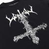 IMAGE | Limb Crucifix T-Shirt (Black) - detail 2