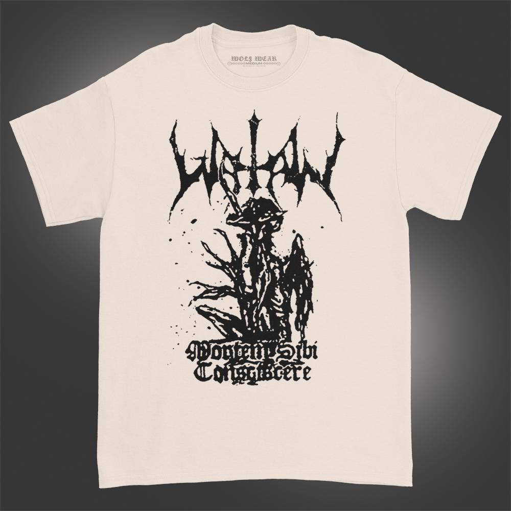IMAGE   Mortem Sibi Consciscere T-Shirt (Natural)