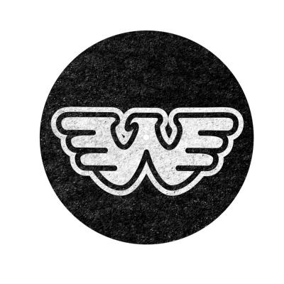 IMAGE | Flying W Felt Slipmat