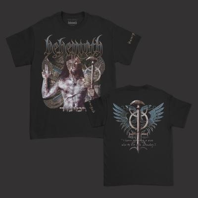 IMAGE | Demigod Album T-Shirt (Black)