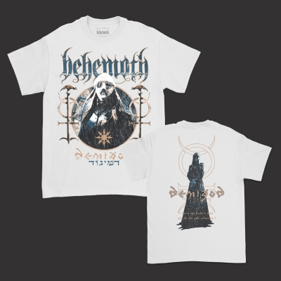 IMAGE | Demigod Cult T-Shirt (White)
