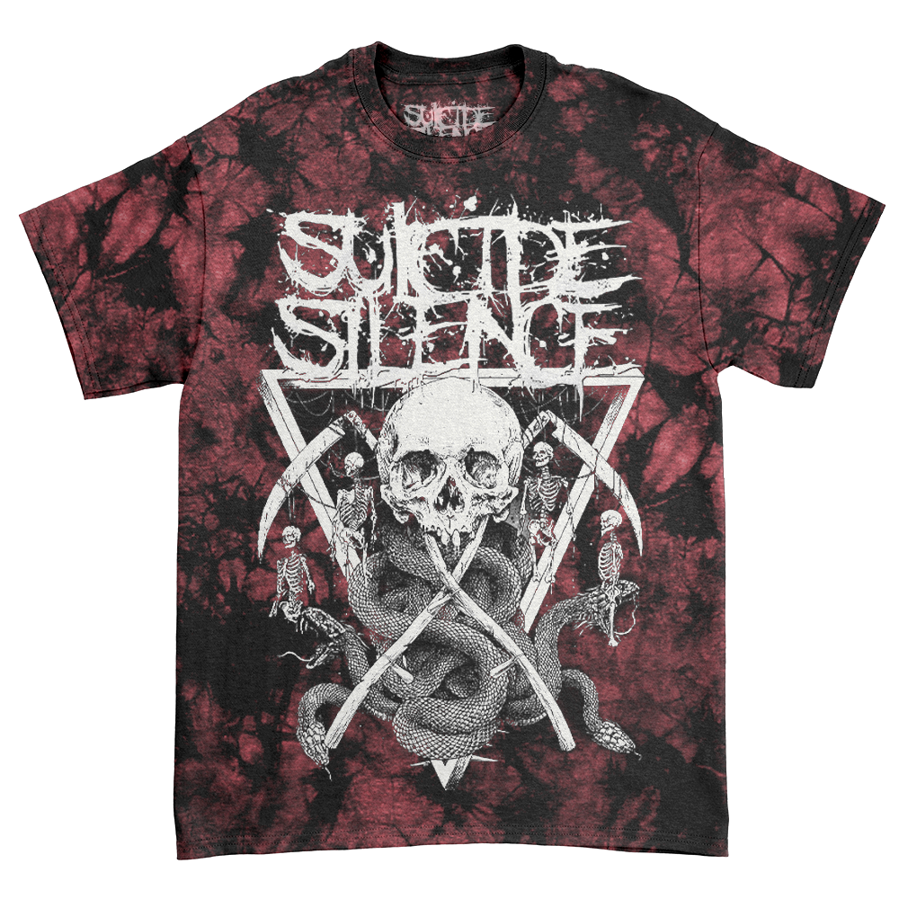 Scythe T-Shirt (Bloodlet)