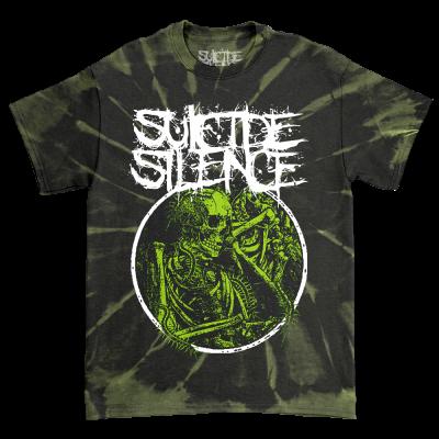 Rotten T-Shirt (Sewer Dye)