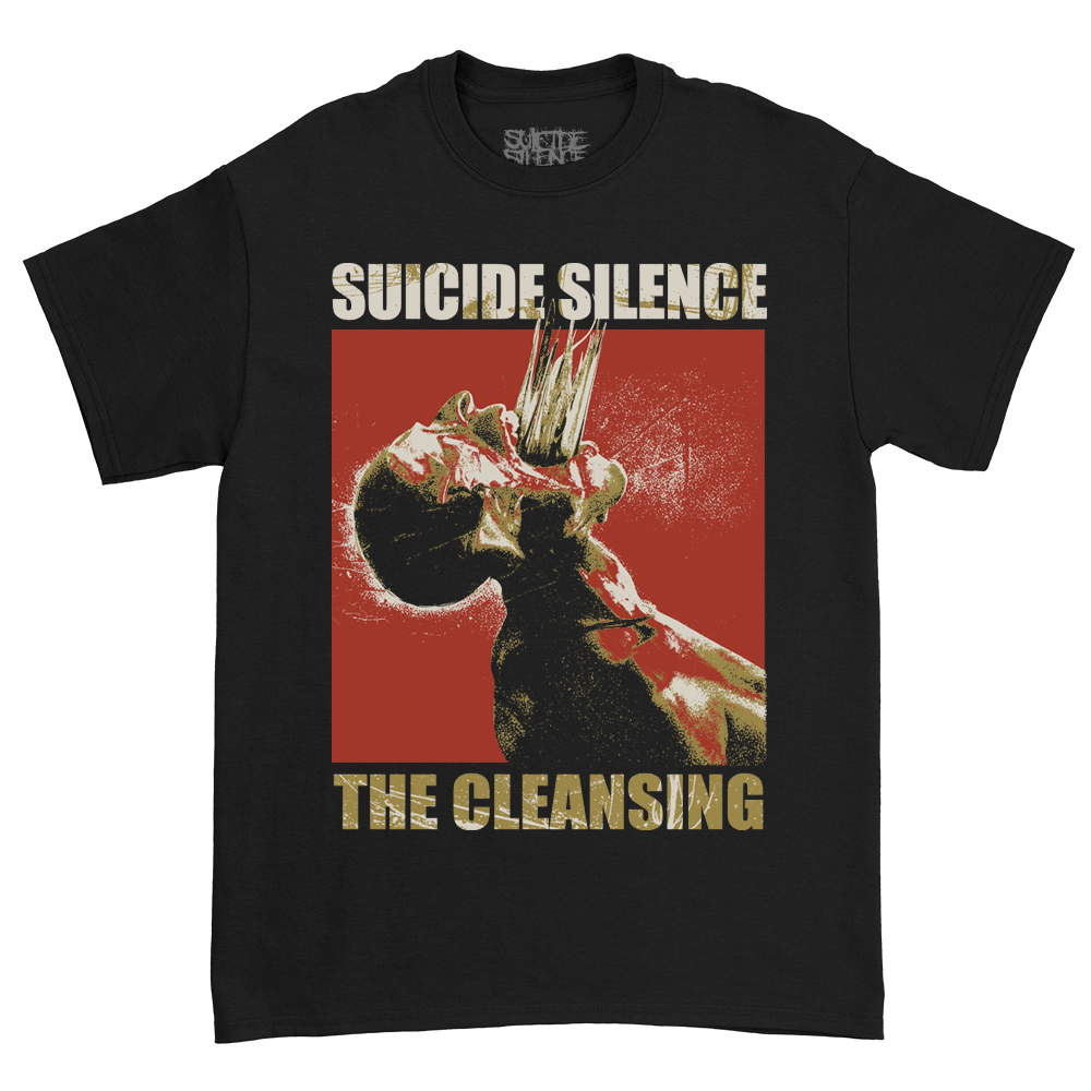 The Cleansing T-Shirt (Black)