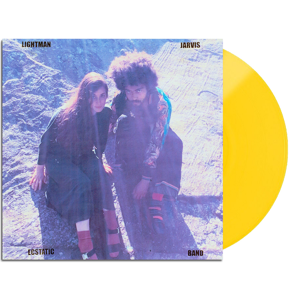Banned LP (Yellow)