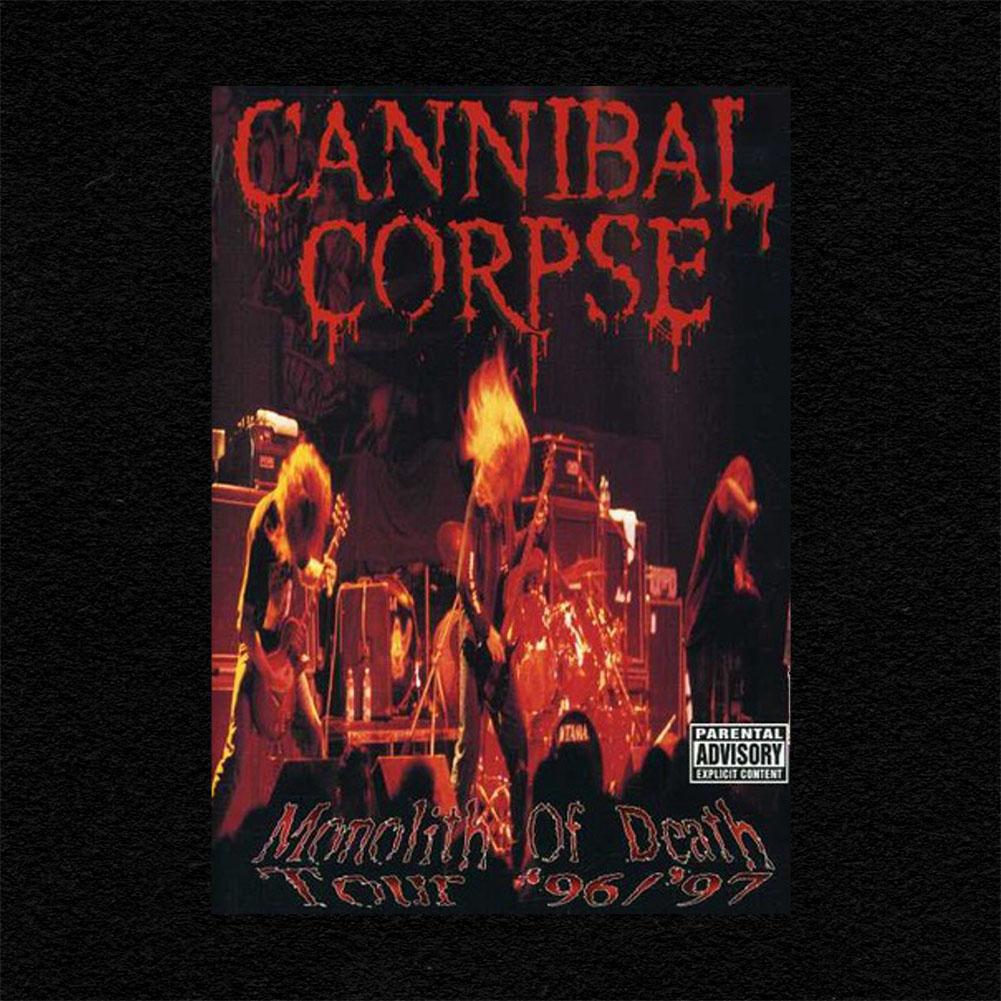 IMAGE   Monolith of Death Tour 96-97 DVD