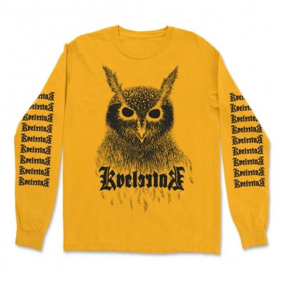 IMAGE | Owl Long Sleeve (Gold)