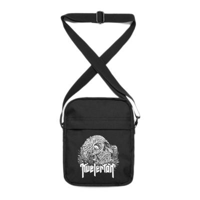 IMAGE | Wise Skull Flight Bag (Black)