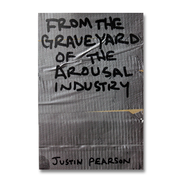 From The Graveyard Of... Book (Autographed)