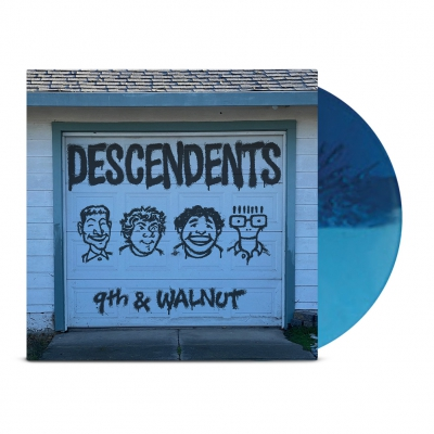 9th & Walnut LP (Blue Split/Splatter)