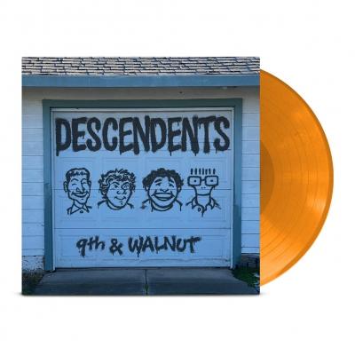 9th & Walnut LP (Opaque Orange)