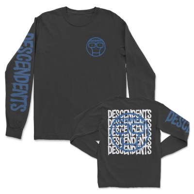 Spray Repeater Long Sleeve (Black)