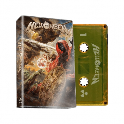 Helloween Cassette (Yellow)