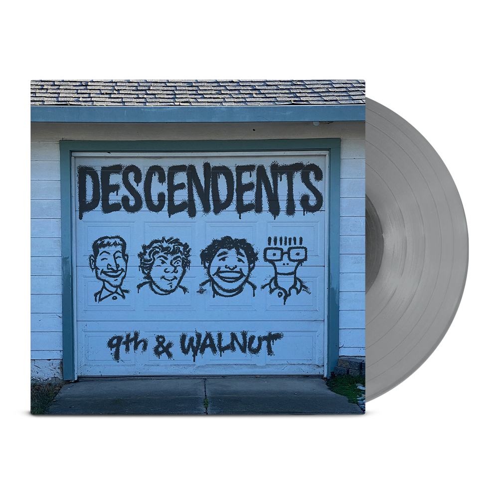 IMAGE | 9th & Walnut LP (Opaque Gray)