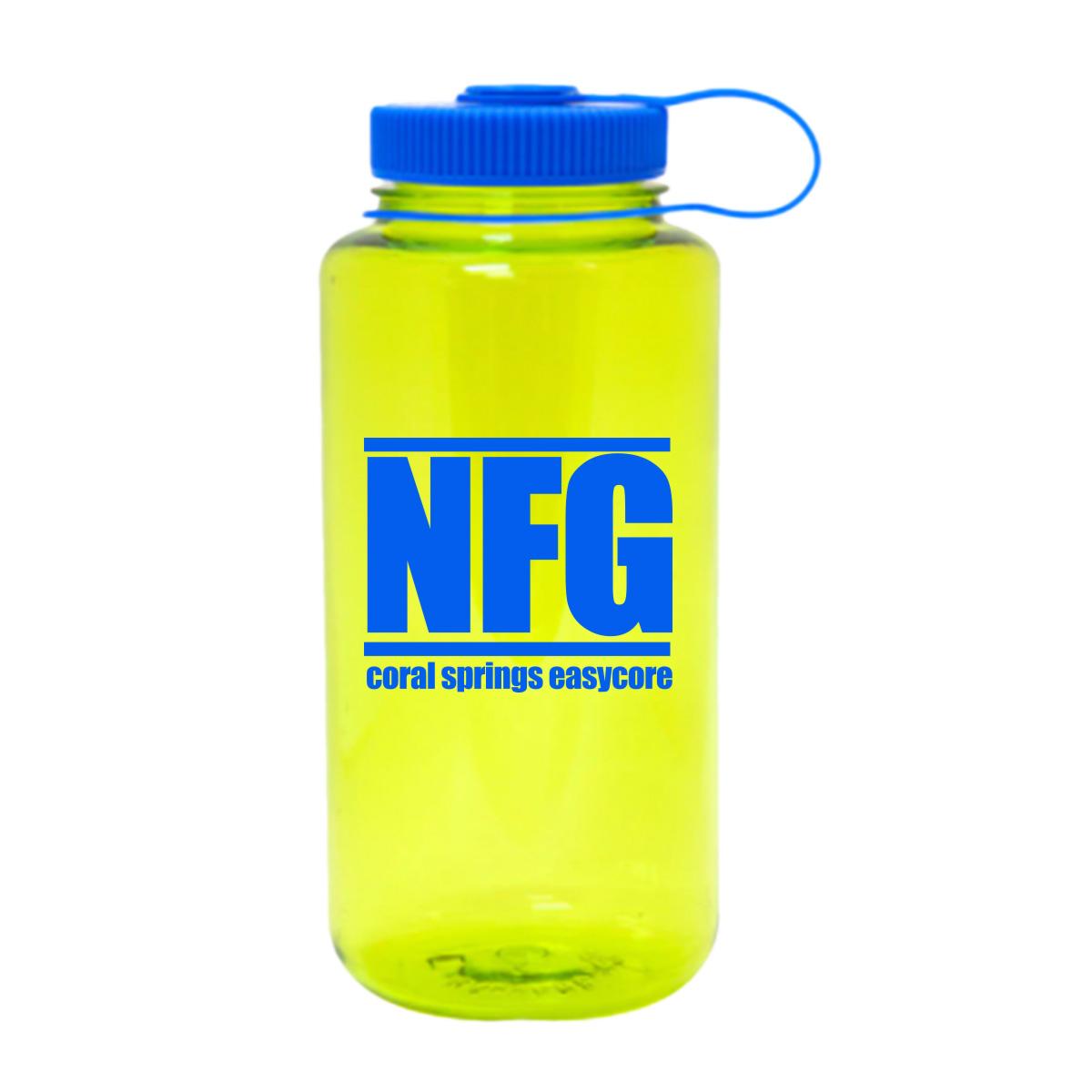 Easy Core Nalgene 32 Oz. Water Bottle (Spring Gree
