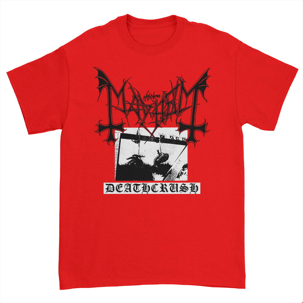 IMAGE | Deathcrush Tee (Red)