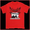 IMAGE | Deathcrush Tee (Red) - detail 1