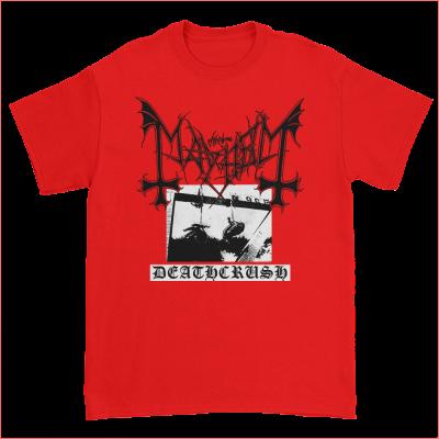 Deathcrush Tee (Red)