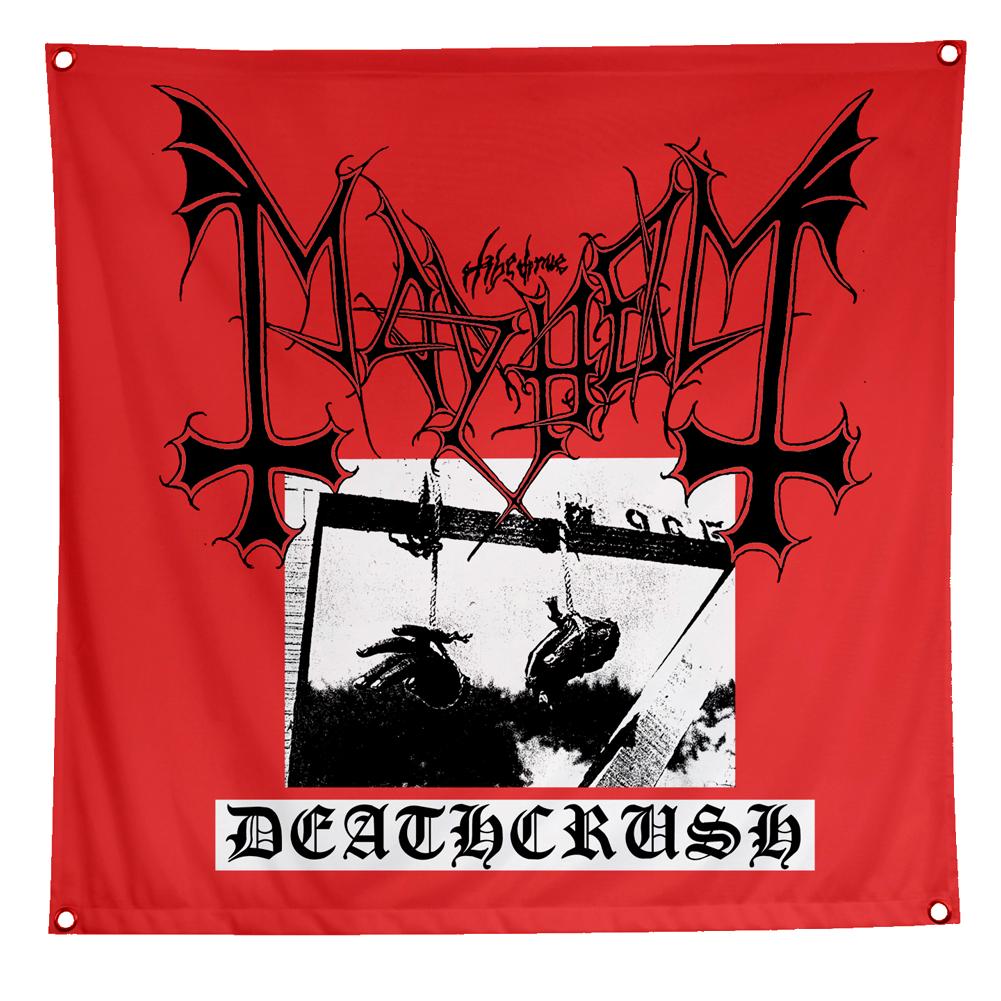 IMAGE | Deathcrush Flag