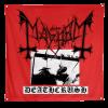 IMAGE | Deathcrush Flag - detail 1