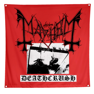 Deathcrush Flag