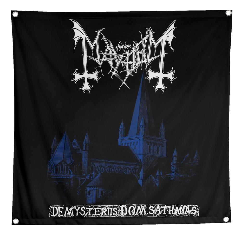 IMAGE | De Mysteriis Dom Sathanas Flag