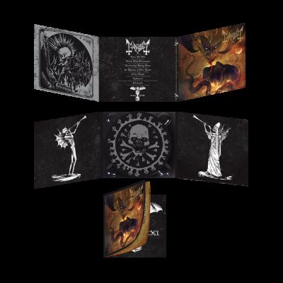 Atavistic Black Disorder / Kommando CD EP
