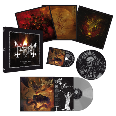 Atavistic Black Disorder / Kommando Deluxe Box