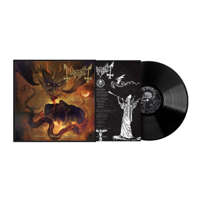Atavistic Black Disorder / Kommando LP (Black)