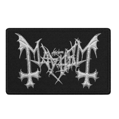 Logo Embroidered Patch