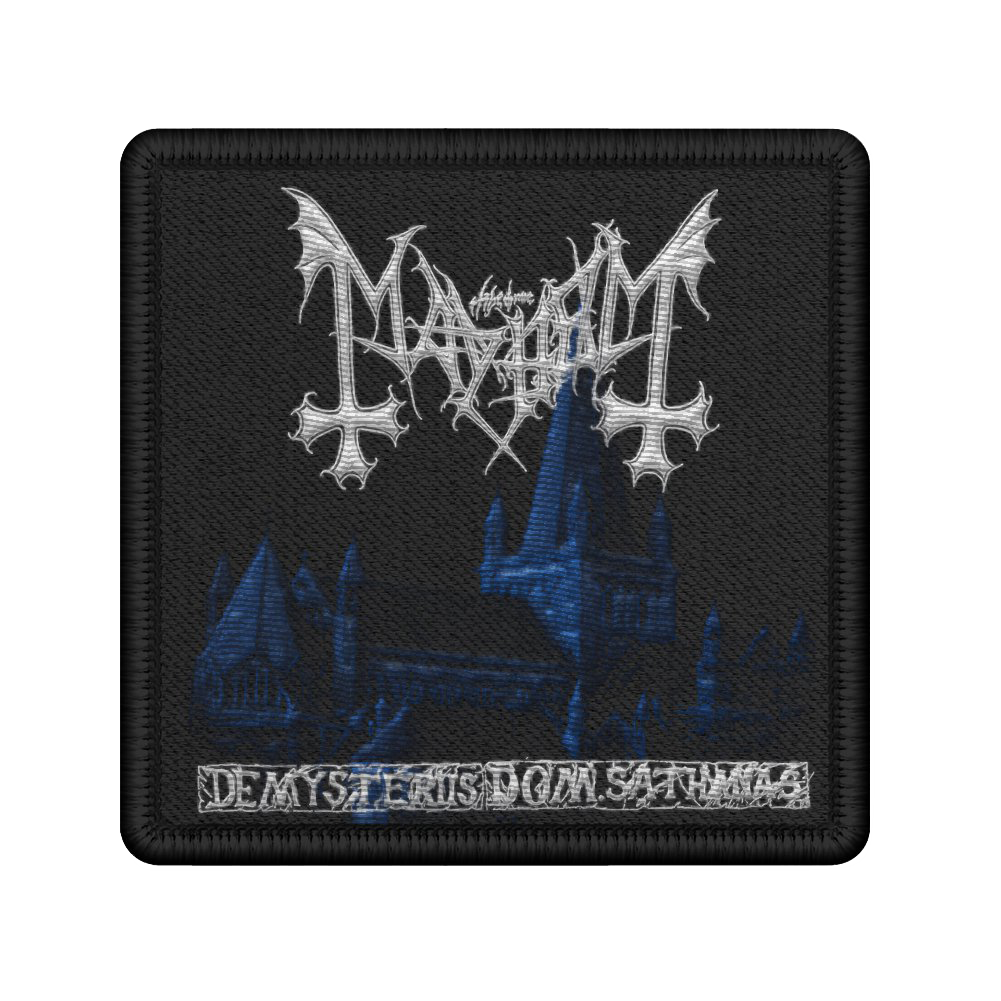 IMAGE   DMDS Embroidered Patch
