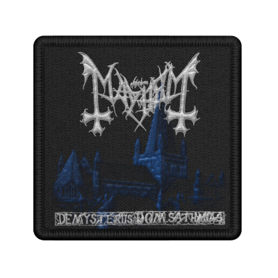 DMDS Embroidered Patch