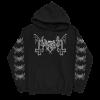 IMAGE | Logo Pullover Hoodie (Black) - detail 1