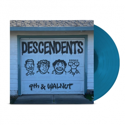 9th & Walnut LP (Sea Blue)