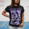 IMAGE | Heaven T-Shirt (Black) - detail 3