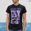 IMAGE | Heaven T-Shirt (Black) - detail 2
